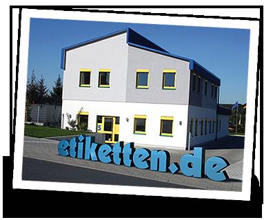 Etiketten.de - Firmensitz