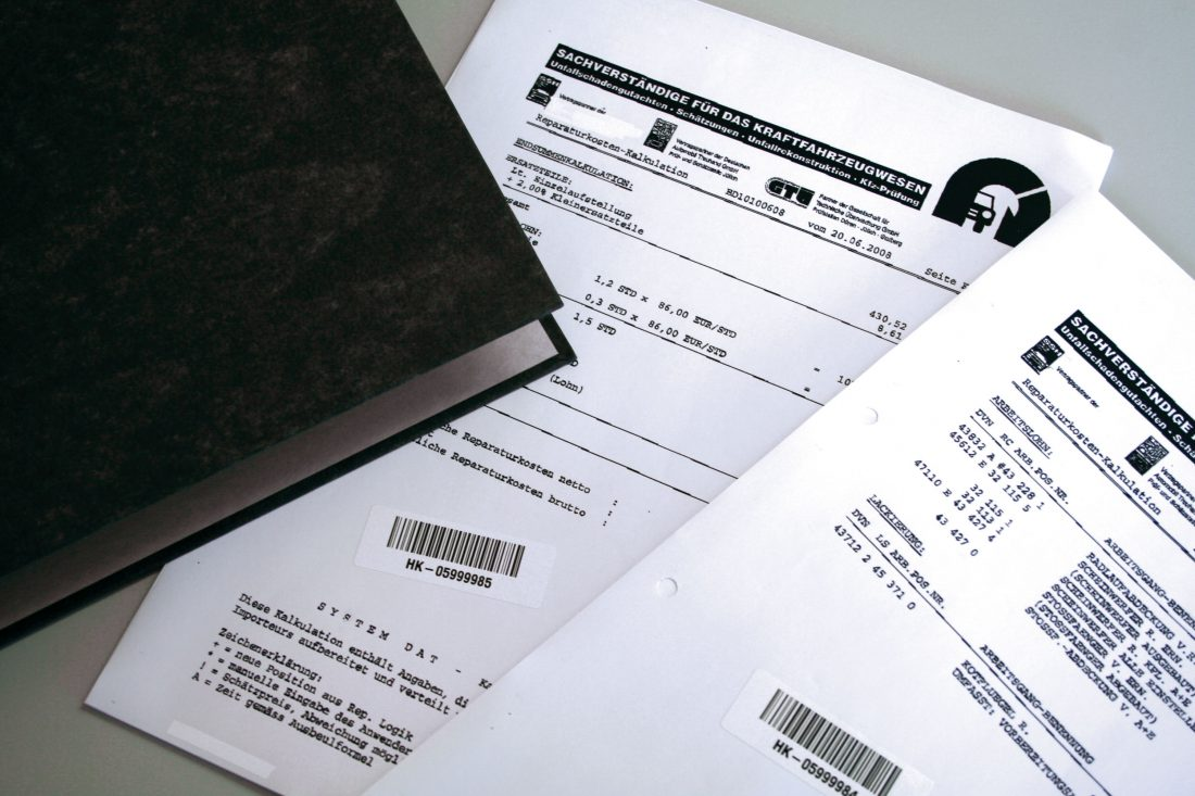 Dokumentenverfolgung
