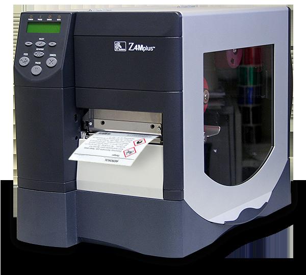 Hardware - Etikettendrucker von Zebra
