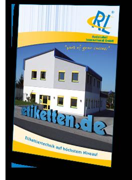 Unternehmen - RatioLabel International GmbH