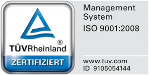 TÜVRheinland System-Zertifikat - ID-Nr. 9105054144: RatioLabel International GmbH
